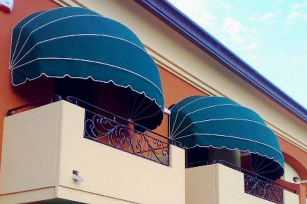 toldos capota para fachadas