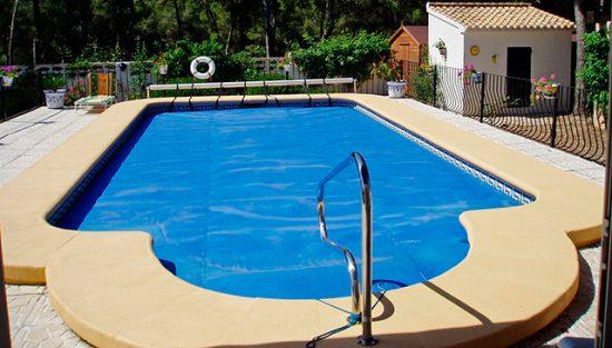 lonas para piscina